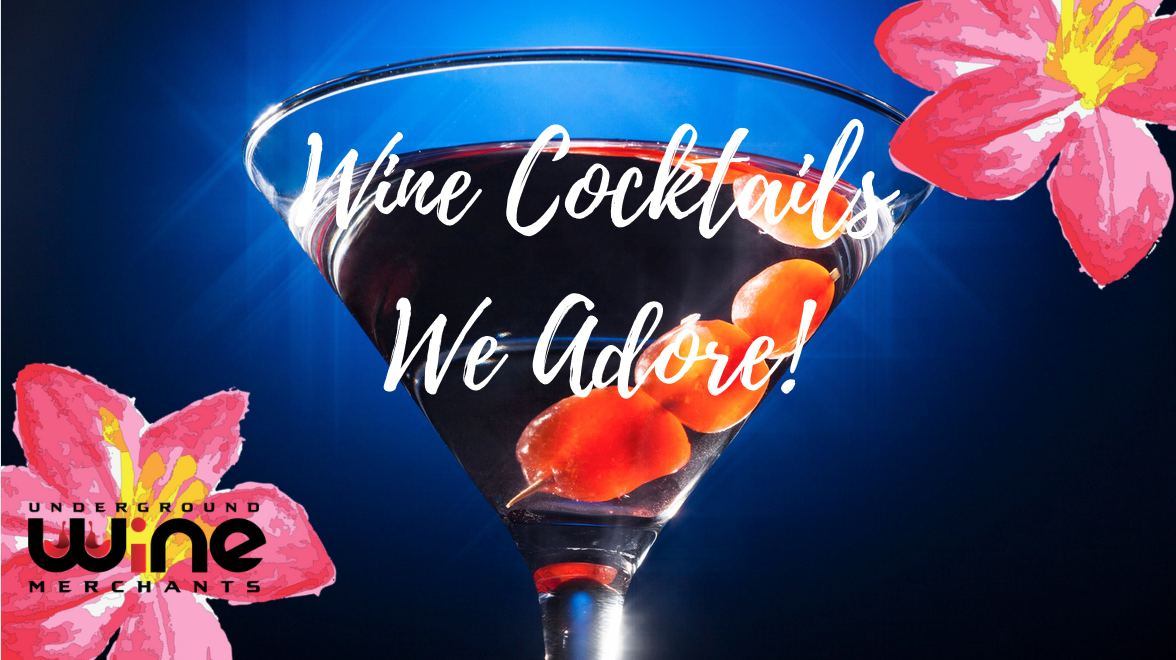 Wine Cocktail Recipes We Love
