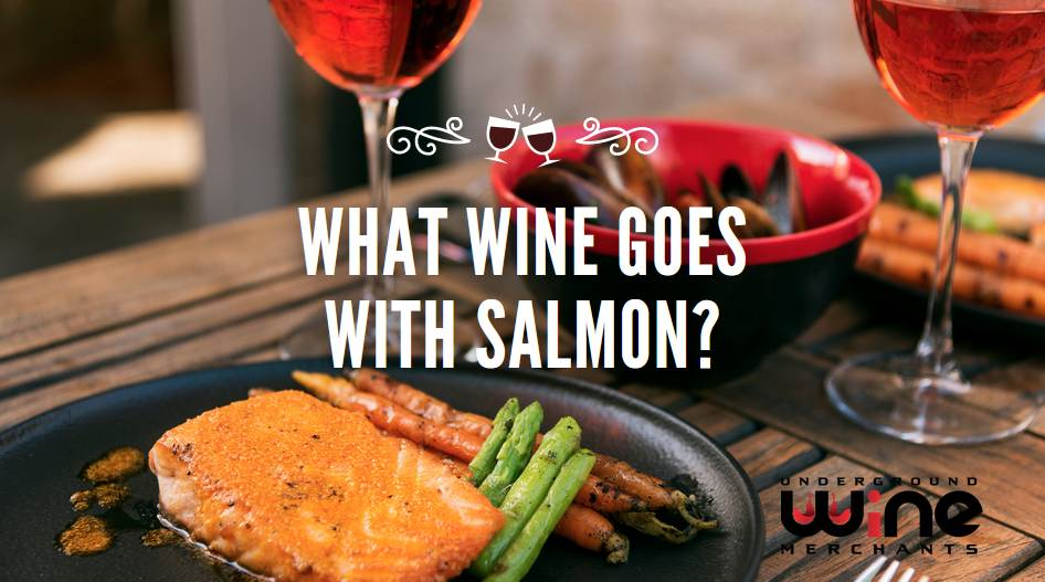 What Wine Goes With Salmon?